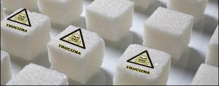 trucizna cukier szkodzi