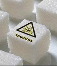 cukier to trucizna