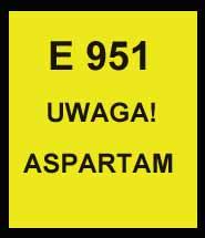 Aspartam – szkodliwy słodzik!