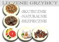 Leczenie grzybicy – naturalne metody